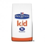 Hill's Prescription Diet k d disturbi renali base 12Kg