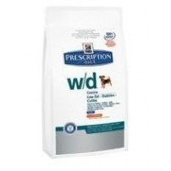 Hill's Prescription Diet w d diabete recidive obesità base 12Kg