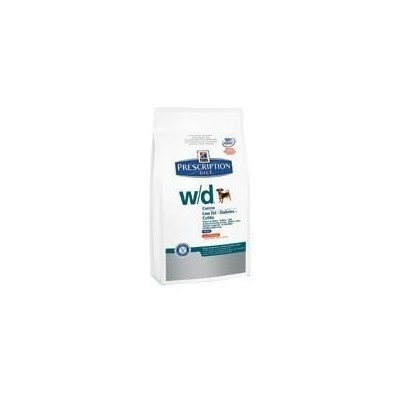 Hill's Prescription Diet w d diabete recidive obesità mini 1,5Kg