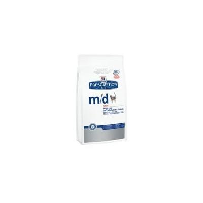 Hill's Prescription Diet Feline m/d diabete mellito sovrappeso 1,5Kg