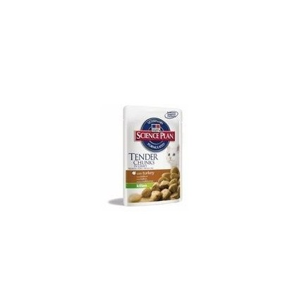 Hill's Kitten Healthy Development Tacchino bustina 100gr