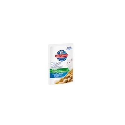Hill's Kitten Healthy Development Pesce oceanico bustina 100gr