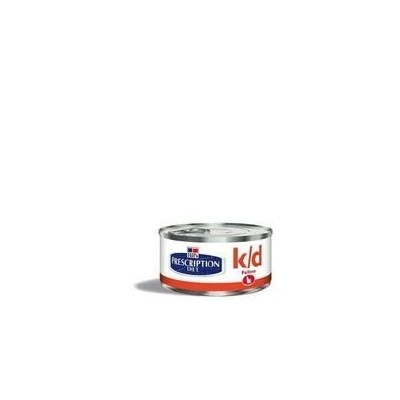 Hill's Prescription Diet k d disturbi renali base 156gr