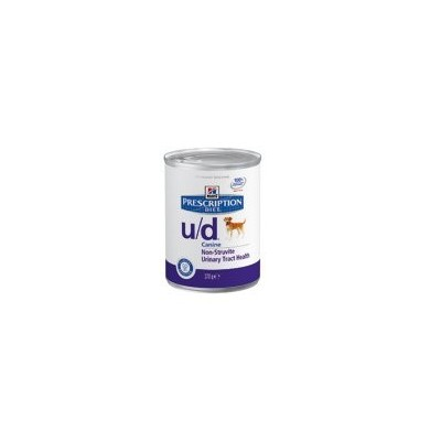Hill's Prescription Diet u d calcoli ossalati urati cistina base 370gr