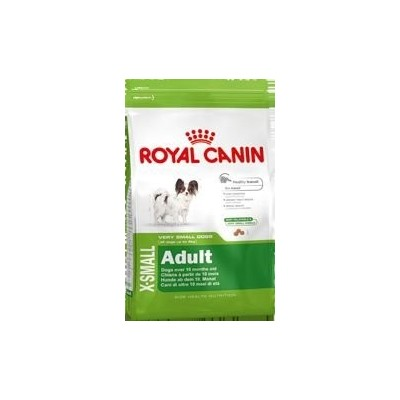 Royal Canin Taglia X-Small Adult 500gr