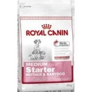 Royal Canin Taglia Medium Starter Mother & Babydog 4Kg
