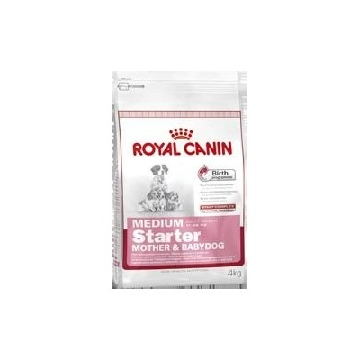 Royal Canin Taglia Medium Starter Mother & Babydog 4Kg