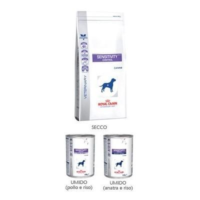 Royal Canin Sensitivity Control Anatra e Riso 420gr