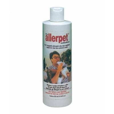 Allerpet Solution - antiallergico per umano