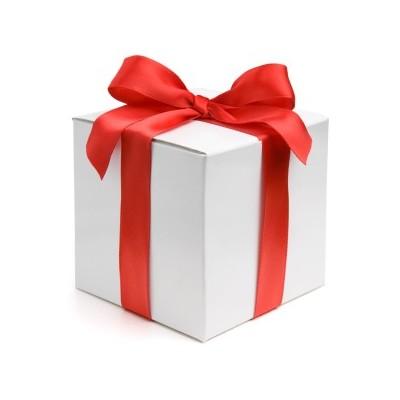 Confezione regalo dimensione 24,5 x 24,5 x 15cm