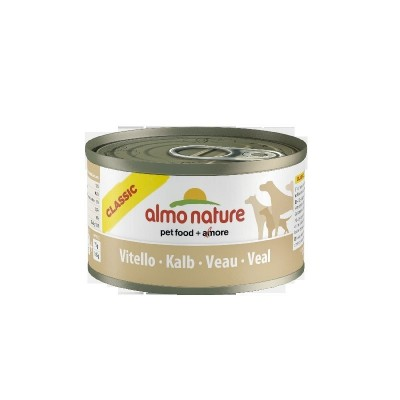 Almo Nature Classic Dogs 24x95 gr con Vitello