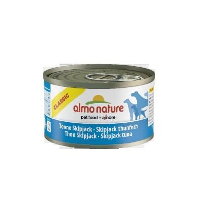 Almo Nature Classic Dogs 24x95 gr con Tonno Skipjack