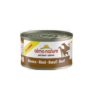 Almo Nature Classic Dogs 24x95 gr con Manzo