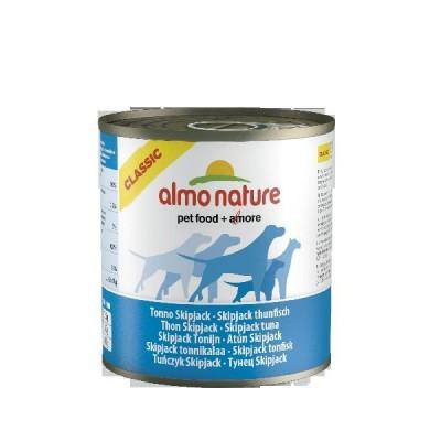 Almo Nature Classic Dogs 290 gr con Tonno SkipJack