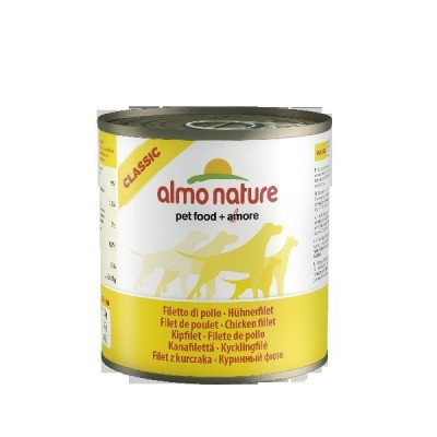 Almo Nature Classic Dogs 280 gr con Filetto di Pollo