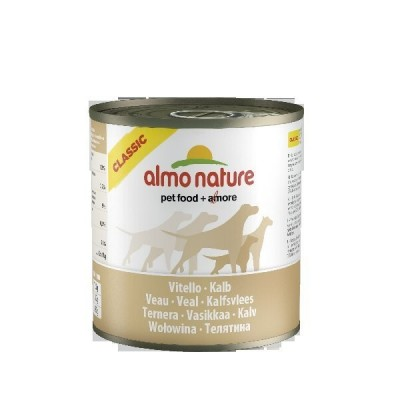 Almo Nature Classic Dogs 290 gr con Vitello