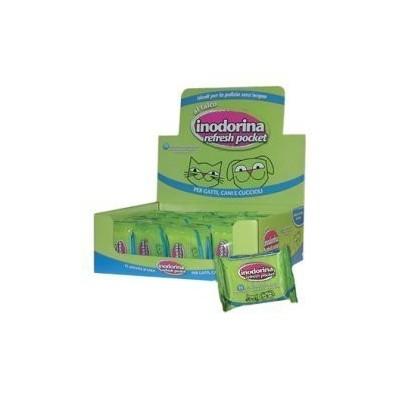 Salviettine detergenti Pocket Inodorina da 15pz