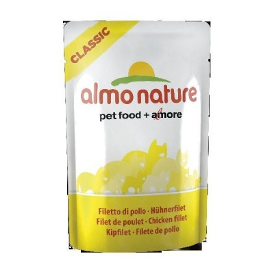 Almo Nature Classic Filetto di Pollo 55gr