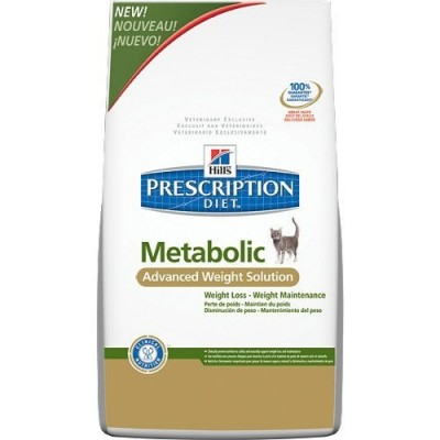 Hill's Prescription Diet Metabolic Feline obesità