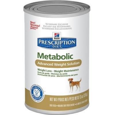 Hill's Prescription Diet Metabolic obesità 370gr