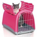 Trasportino Linus Cabrio Cat Rosa