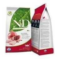 Farmina N&D Grain-Free Adult Pollo & Melograno 300gr