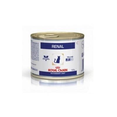 Royal Canin Renal Cicken in lattina 195gr