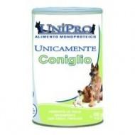 Unipro Monoproteico al Coniglio da 400gr (ct. 24x400gr)