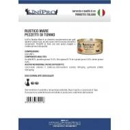 Unipro Rustico Mare Pezzetti di Tonno con Salmone (24x85gr)