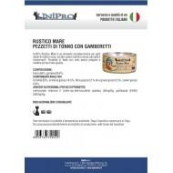 Unipro Rustico Mare Pezzetti di Tonno con Gamberetti (24x85gr)