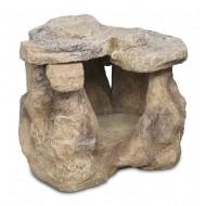 Cuccia Stonehenge per gatti