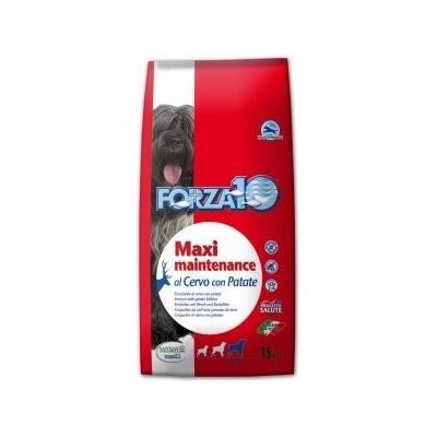 FORZA10 Maxi Maintenance Cervo e Patate 15Kg