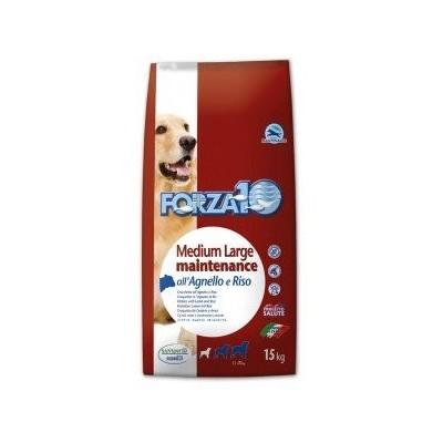 FORZA10 All Breeds Maintenance Agnello e riso 15Kg