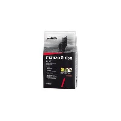Golosi Manzo & Riso da 20kg