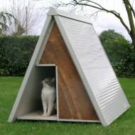 Preventivo gratuito - Cuccia o box Gatto - su misura
