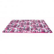 MATERASSINO OXF pink 70X100