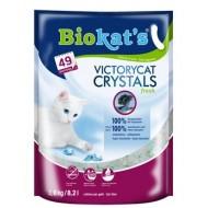 Sabbia Biokat'sVictorycat fresh Silicio 3,6kg
