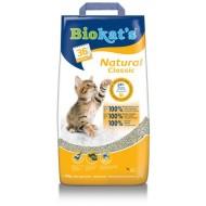 Sabbia Biokat's Natural 10Kg  (max ordinabile 1pz alla volta)