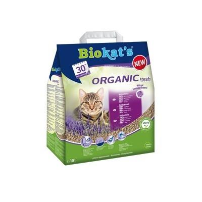 Sabbia Biokat's Organic Fresh 10L