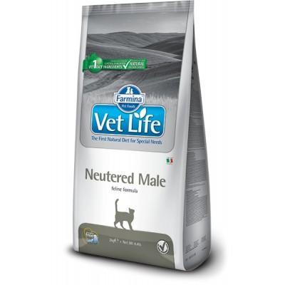 Farmina Vet Life Neutered Male Feline