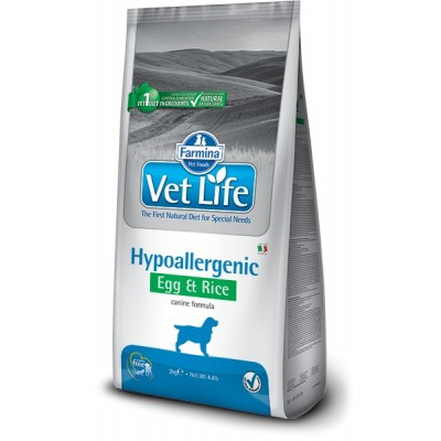 Farmina Vet Life Hypoallergenic egg&rice Canine