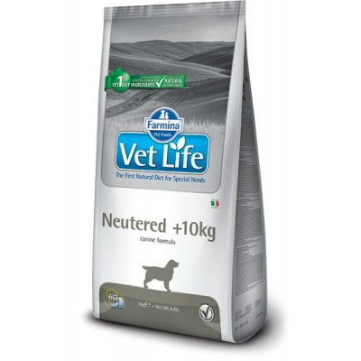 Farmina Vet Life Neutered +10Kg Canine