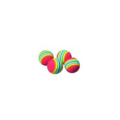 Palla pressata colorata 2pz.