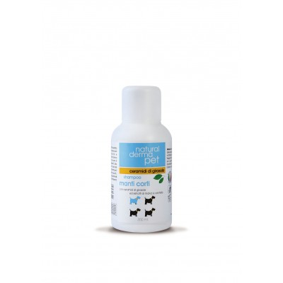 Shampoo Manti Corti Natural Derma Pet 200ml