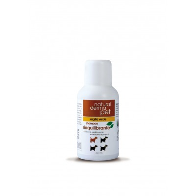 Shampoo Argilla Verde Natural Derma Pet 200ml