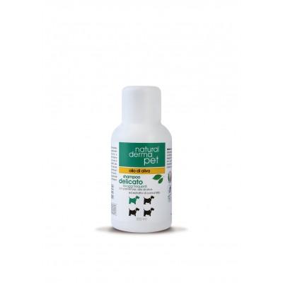 Shampoo Olio d'Oliva Natural Derma Pet 200ml