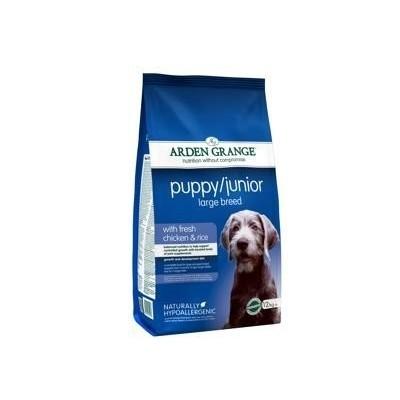 Arden Grange Puppy Junior Large Breeds Pollo e Riso