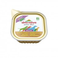 Almo Nature Daily Menu Bio Dogs con Vitello e Verdure