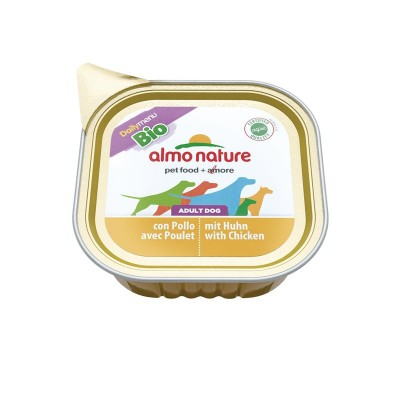 Almo Nature Daily Menu Bio Dogs con Pollo