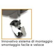 Copri griglia metallica per SKUDO IATA mod.4-5-6-7